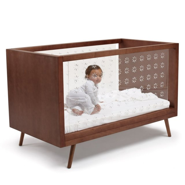 Beautiful Ubabub Nifty Clear Convertible Crib