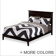 Urban Lifestyle Nantucket Kids Beds Collection by Atlantic Furniture
