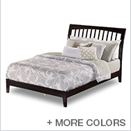 Urban Lifestyle Orleans Kids Beds Collection by Atlantic Furniture