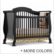 Valentia Convertible Crib Collection by Storkcraft