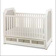 Vanderbilt Crib Collection by DwellStudio