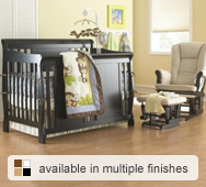 Verona Convertible Crib Collection by Storkcraft