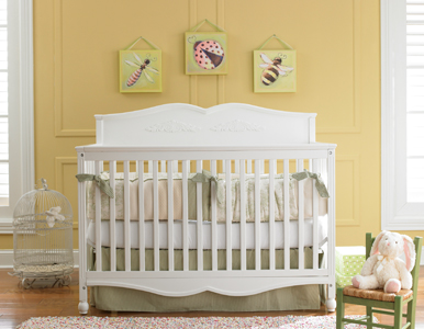 Victoria Convertible Crib Collection