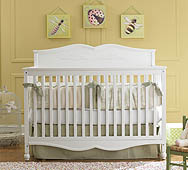 Victoria Convertible Crib Collection by Graco Cribs