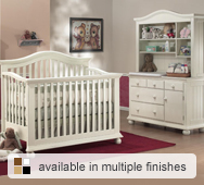 Vista Crib Collection by Sorelle