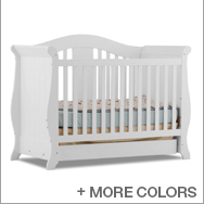 Vittoria Convertible Crib Collection by Storkcraft