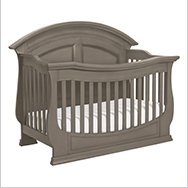 Wakefield Crib Collection by Million Dollar Baby Classic