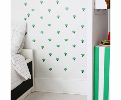 Wee Gallery Wee Cals Trees Wall Decal