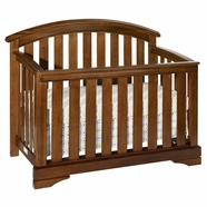Westwood Desgin Waverly Convertible Crib in Tuscan