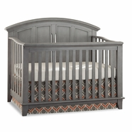 Westwood Design Jonesport Convertible Crib in Cloud