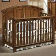 Westwood Design Jonesport Convertible Crib in Tuscan