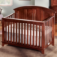 Westwood Design Jonesport Convertible Crib in Virgina Cherry