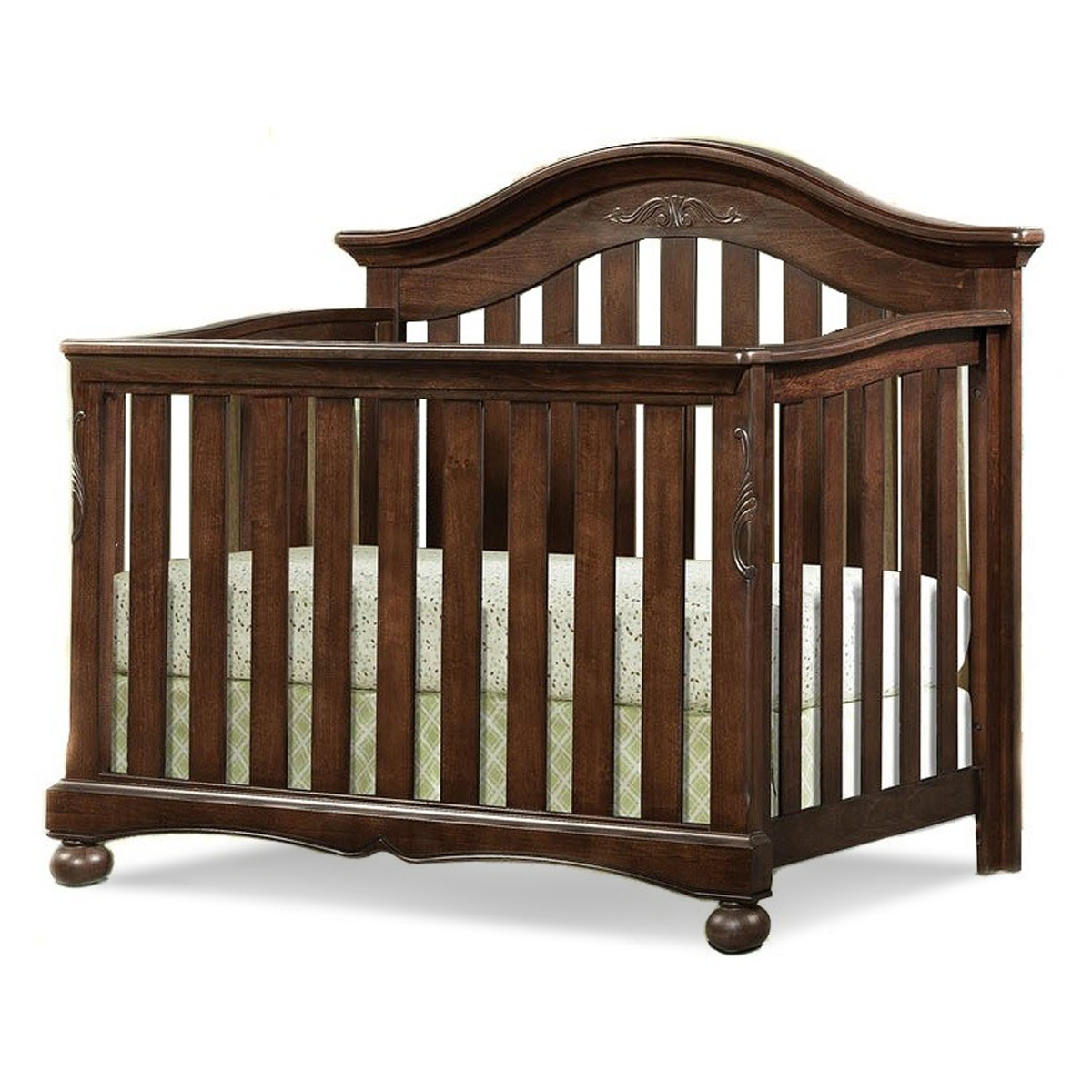 Westwood Design Meadowdale 4 In 1 Convertible Crib Madeira Free