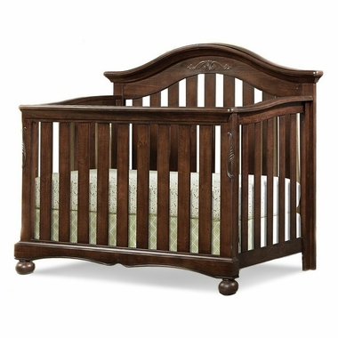 Westwood Design Meadowdale 4 In 1 Convertible Crib In Madeira Free