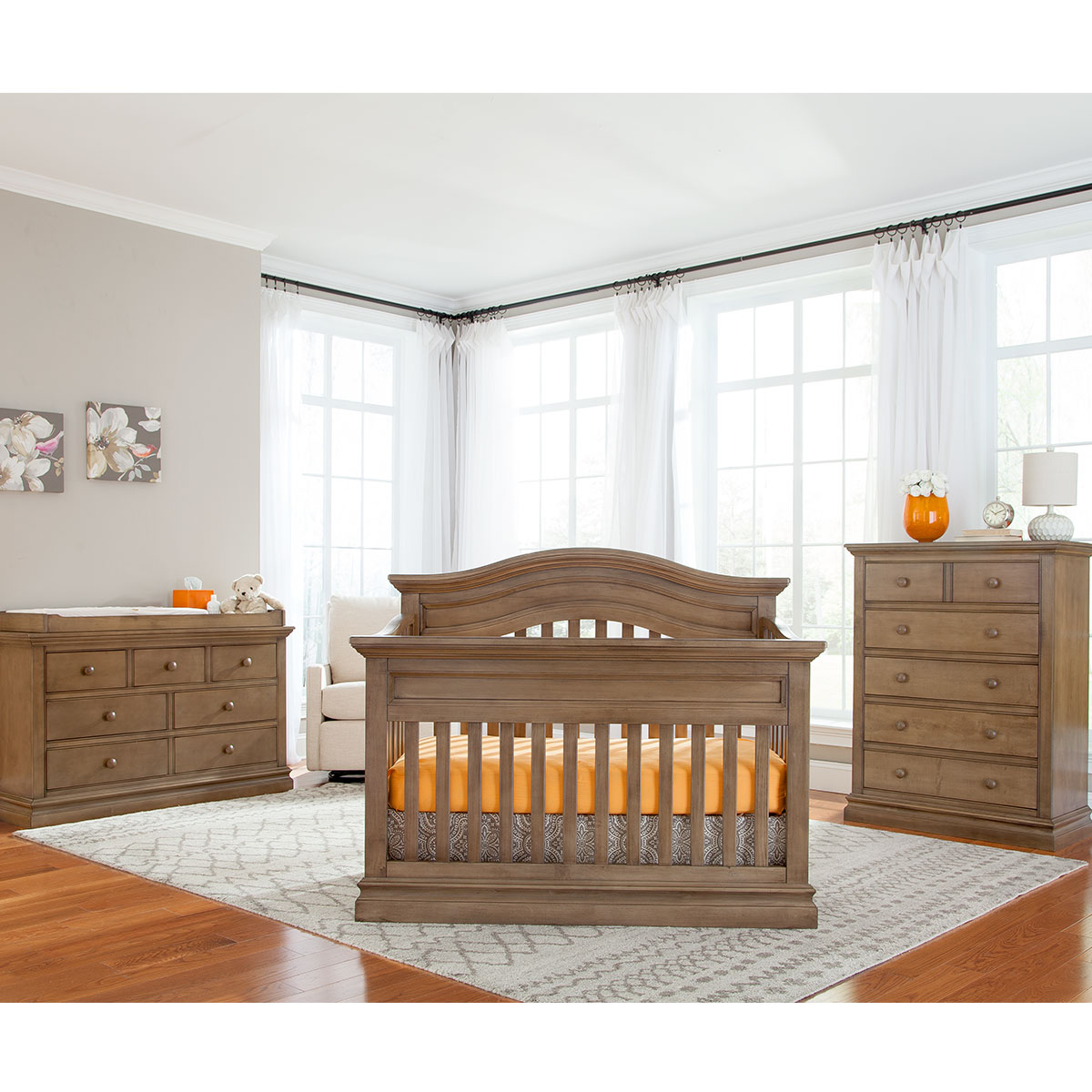 cribs double crib piece set collection products nursery dresser and riley nursey westwood