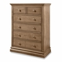 Westwood Design Stone Harbor 5 Drawer Chest in Cashew