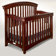Westwood Design Stratton Convertible Crib in Virgina Cherry