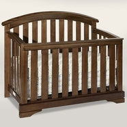 Westwood Design Waverly Convertible Crib in Chocolate Mist