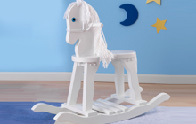 Why Rocking Horses Belong in the Nursery