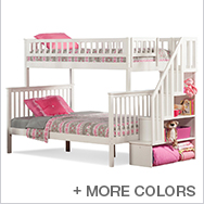 Woodland Kids Beds Collection by Atlantic Furniture