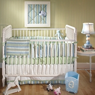Wynken, Blynken, Nod Crib Bedding Collection by New Arrivals