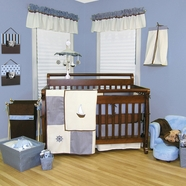 Yacht Club Crib Bedding Collection