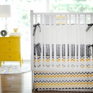 Yellow Baby Crib Bedding Collections