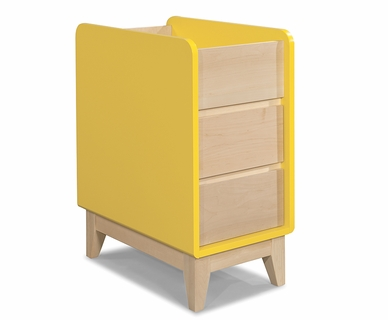 Zutano Tivoli 2 Drawer Changer in Sunny & Natural