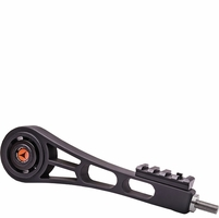 "Apex Covert 7"" Stabilizer Black"