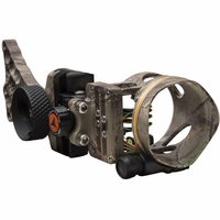 Apex Gear Covert 4 Pin Bow Sight Realtree Xtra Camo with Light
