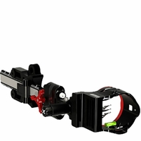 AXT Archers Xtreme RAK 4 Pin .019 Bow Sight w/2x Lens