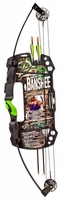 Barnett Banshee Quad Compound Bow 25 lb