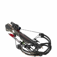 Barnett Ghost 415 Revenant Crossbow Package Mossy Oak Treestand
