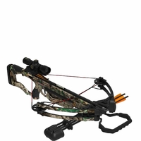Barnett Raptor Crossbow Red Dot Package