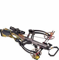 Barnett Vengeance CRT Crossbow Package Camo