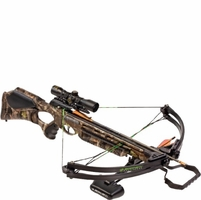 Barnett Wildcat C5 Crossbow Package Camo