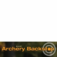 Bower Archery Backstops