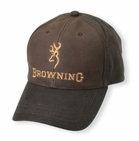 Browning Dura-Wax Cap Brown