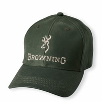 Browning Dura-Wax Cap Olive