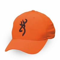 Browning Safety Cap with Buckmark Logo