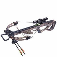 Crosman Centerpoint Tormentor 370 Crossbow Package Camo