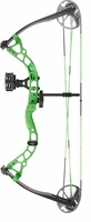 Diamond Atomic Compound Bow Package Green