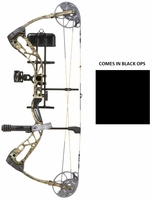 Diamond Edge SB-1 Compound Bow Package Black Ops
