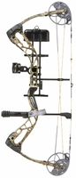 Diamond Edge SB-1 Compound Bow Package Mossy Oak Country Camo with Free Scott Release