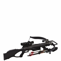 Excalibur Matrix 380 Blackout Lite Stuff Crossbow Package