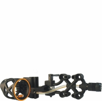 Extreme Archery Raptor 5 Pin Bow Sight with Light