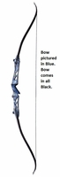"Fleetwood Knight 66"" Takedown Recurve Bow Black"