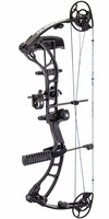 G5 Quest AMP Compound Bow Package Black