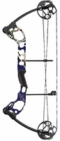 G5 Quest Radical Compound Bow Realtree All Purple