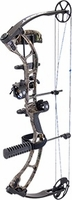 G5 Quest Storm Compound Bow Package Realtree Xtra Camo